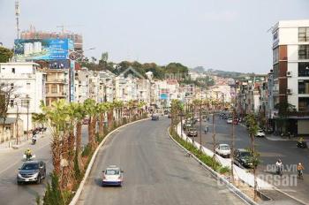 Cho thuê nhà 3 tầng mặt đường dưới Nguyễn Văn Cừ, Tp. Hạ Long, Quảng Ninh