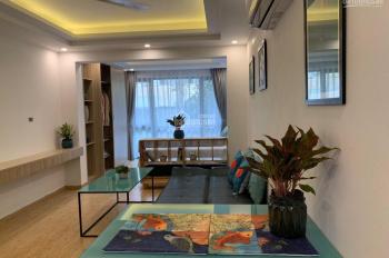Chính chủ cần cho thuê tòa căn hộ cạnh Hồ Tây Đường Âu Cơ,Tây Hồ,HN.DT 120m2,x8 tâng+ tháng máy.