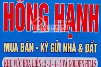 Bán đất Golden Hills mặt tiền Nguyễn Tất Thành