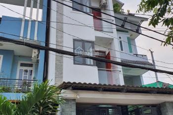 Bán gấp nhà đường số 10 Linh Trung, Thủ Đức, 1 trệt 2 lầu có sân thượng hẻm 4m xe hơi vô trước cửa
