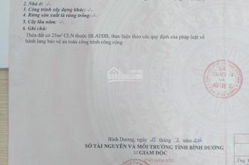 Chính chủ bán đất mặt tiền Nguyễn Du, Bình Hòa, Thuận An