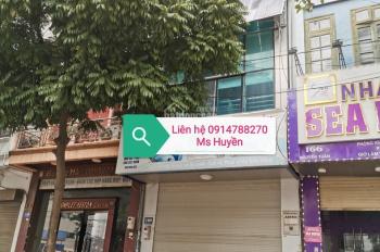Nhà mặt phố Nguyễn Tuân 70m2, MT 5m. LH 0914788270