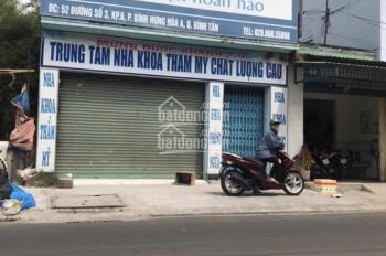 Nhà cho thuê nguyên căn Phường Bình Hưng Hoà A Quận Bình Tân