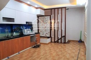 Bán nhà 5 tầng phố Võng Thị, 2 mặt thoáng, thang máy, ô tô, DT 43m2, giá 6.2 tỷ