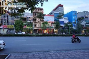 Cần bán gấp nhà mặt phố Trần Khát Chân, HBT. DT 70m2, MT 7m, đang cho thuê 70tr/tháng