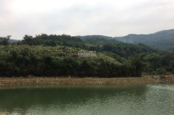 Cần bán lô đất 1,3 ha làm biệt thự nhà vườn khu nghỉ dưỡng vị trí đắc địa nhất tại Liên Sơn, LS, HB