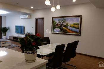Cần bán CHCC Hancorp Plaza tại 72 Trần Đăng Ninh, Cầu Giấy, HN. DT 131m2 3PN full nội thất cao cấp