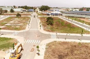 Bán đất ngay ngã tư Hòa Lân, MT Thủ Khoa Huân, Thuận An. SHR, XDTD, giá 1,45 tỷ/87m2. LH 0708547618