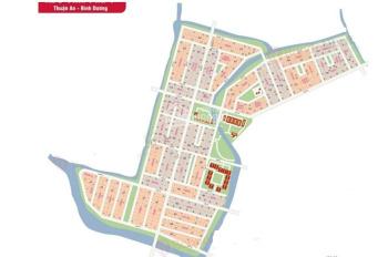 Chỉ còn vài lô KDC Vĩnh Phú 2, Thuận An, Bình Dương. DT: 120m2, sổ đỏ, giá: 1 tỷ 65. 0904714006 Ý
