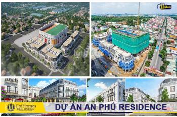 Đất nền nhà phố tại thành phố mới Dĩ An, Bình Dương giá chỉ từ 28tr/m2, LH: 0909931978