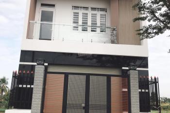 Bán nhà ở đường Hoàng Phan Thái, nhà SHR, cách chợ Bình Chánh 1,5km