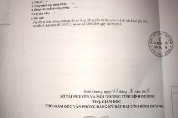 Giá tốt nhất cần tiền bán gấp hẻm 385 Lê Hồng Phong, Phú Hoà, Bình Dương