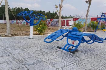 Đất nền sổ hồng riêng ngay bệnh viện huyện Củ Chi, từ 400tr/100m2, nh hõ trở 70% LH 0907 936 491