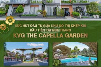 Khu đô thị khép kín hàng đầu Nha Trang - KVG The Capella Garden Nha Trang