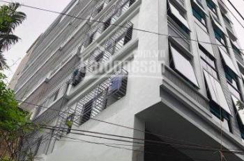 Bán tòa chung cư mini tại Trần Duy Hưng 8 tầng 90m2 có 24 phòng, thang máy cho thuê cực tốt