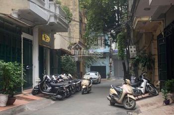 Bán nhà phố Xã Đàn DT 85m2 mặt tiền 6.2m nhà cấp 4 bán, giá 9.8 tỷ, LH 0964298989