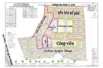Bán dự án Phú Mỹ Gold City, tiềm năng vượt trội, quy hoạch bài bản, giá chỉ 9tr/m2, LH: 0924930379