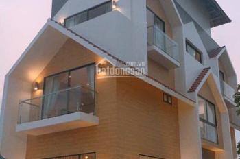 Bán shophouse 1 trệt 3 lầu sân thượng mặt tiền Nguyễn Văn Cừ TP Bà Rịa, DT 100m2 giá từ 4 tỷ
