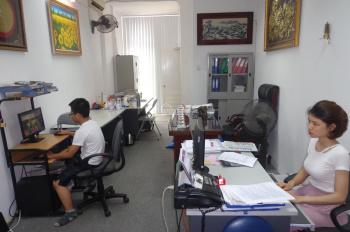 Cần cho thuê gấp sàn văn phòng 25m2,40m2 tòa nhà mặt phố Lê Văn Hưu,HBT,Hà Nội.