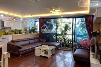 Cho thuê căn hộ Golden Land - 275 Nguyễn Trãi, 135m2, 3 PN full nội thất LH:0868936386