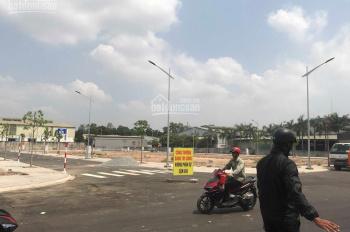Đất nền dự án cần bán, đất mặt tiền gần chợ Hàng Bong Phú Hòa