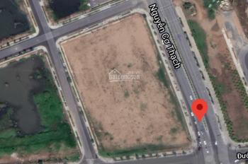 Tôi cần bán gấp lô đất 90m2 mặt tiền Nguyễn Cơ Thạch, SHR, khu đông dân cư, 0788804079