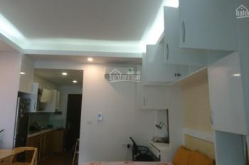 Cho thuê căn hộ chung cư 1PN + 1 full nội thất 45m2 tòa The Two Gamuda, 7 tr/tháng, LH 0936332412