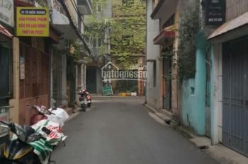 Gia đình cần tiền cần bán nhà đất tại phố Tô Hiến Thành, Cầu Đen, 67m2, MT 4.5m, Tây Nam
