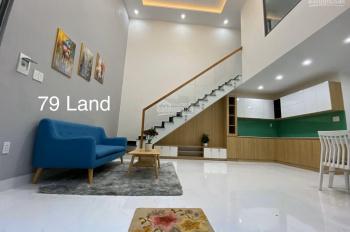 Bán nhà đẹp mê lửng đúc kiệt 2.5m Hà Huy Tập