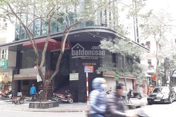 Cho thuê tầng 1,2 phố Nguyên Hồng, 120m2 kinh doanh, cafe, showroom, vị trí đắc địa, có vỉa hè