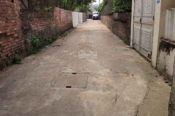 CC cần bán trước tết mảnh tại dốc Đồng Cao - Tráng Việt - Mê Linh - HN. Ngõ thông, ô tô, 280tr