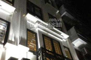 Bán nhà ngõ 197 Hoàng Mai, Đền Lừ, Hoàng Văn Thụ 35m2x5 tầng mới, ô tô đỗ cổng, giá 2.79 tỷ
