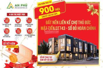 Vì sao nên đầu tư vào đất nền có sổ thành phố Thuận An, chỉ 1tỷ8/nền. LH 0909232856