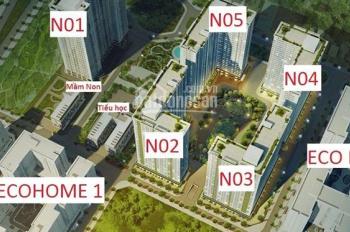 Những căn cuối cùng của dự án nhà ở xã hội Ecohome 3 tòa NO5 - LH: 0338899468