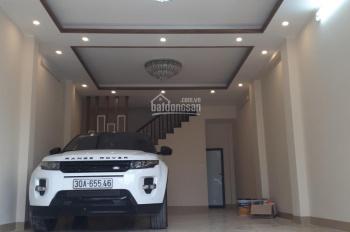 Chính chủ bán nhà 5.2 tỷ ngõ 90 Yên Lạc, Vĩnh Tuy, 45m2x5T ô tô vào nhà, KD được