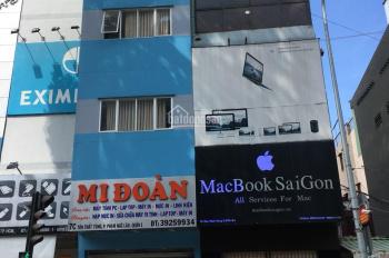 Bán nhà góc 2 MT Lê Hồng Phong, cạnh Nguyễn Trãi, Phường 4, Quận 5, DT: 4x13m