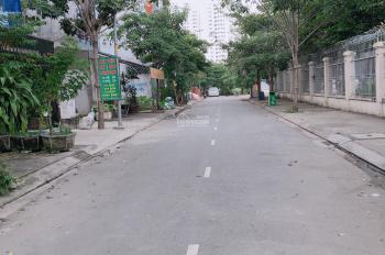 Sang lại lô đất mặt tiền Võ Văn Vân, đối diện bệnh viện Chợ Rẫy 2, diện tích 120m2