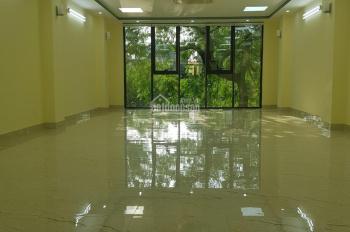 chính chủ cho thuê văn phòng tại mặt phố ngụy như kontum dt 100m thông sàn giá 15tr lh 0963506523