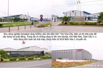 Bán đất nền ngay đường chính vào sân bay quốc tế Long Thành, giá mặt tiền 1,7 tỷ/6x22m, SHR
