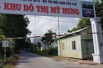 Bán nền mặt tiền Trần Hoàng Na KDC Hồng Loan