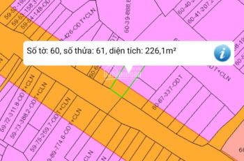 Bán đất mặt tiền Hùng Vương, thị trấn Hiệp Phước, thích hợp kinh doanh buôn bán, LH: 0799 438 480