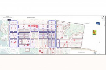 Cần bán lô biệt thự 300m2 hướng Đông Nam ở KĐT Nam Vĩnh Yên, đường 21m