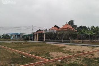 Bán gấp lô đất MT Tỉnh lộ 824 gần công viên Võ Văn Tầng DT 319m2, SHR. 0903165035