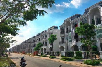 Nhà phố 1 trệt, 3 lầu, TP Tân An, đường 36m, giá nhận sổ 2.5 tỷ