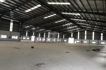 Cần cho thuê kho xưởng 5000 m2 gần khu CN Tân Tạo, có PCCC, cont 24/24