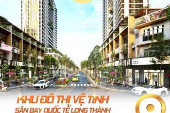 Phú Mỹ Gold City đón đầu thành phố cảng tương lai giá đầu tư