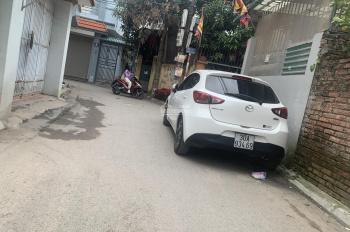 Bán nhà 4 tầng 2 mặt thoáng tại ngõ 26 phố Tư Đình, Long Biên. Đường ô tô tránh hướng Tây Bắc
