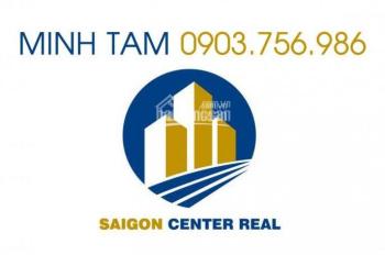 Bán gấp nhà HXH Đinh Tiên Hoàng P3 Bình Thạnh DT 8x20m, TXD hầm 5 lầu, giá 11.5 tỷ TL
