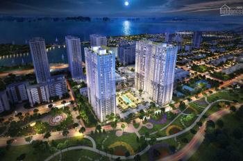 Bán căn chung cư 2 phòng ngủ view biển Green Bay Garden giá rẻ. 0968037172
