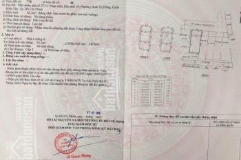 Bán nhà 1 trệt 2 lầu DT 5.27x13.3m ngay 273 Phan Anh, giá 3.95 tỷ thương lượng. LH 0908636348